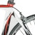 Ridley Noah RS/Shimano Ultegra 6700 Complete Bike - 2012 Rear Brake