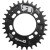 Rotor QX1 Chainring Black