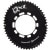 Rotor QXL Outer Chainring Black