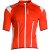 Santini Iron Full-Zip Jersey - Short-Sleeve - Men's Front