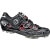 Sidi Spider SRS Men's Shoes Technomicro Black Vernice