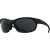 Smith Pivlock Overdrive Sunglasses - Polarized Black/Gray-Ignitor-Clear
