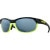 Smith Pivlock Overdrive Sunglasses Black Neon/Platinum-Ignitor-Clear