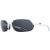 Smith Parallel Polarized Sunglasses White/Platinum