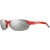 Smith Parallel Sunglasses Crystal Poppy/Platinum/Ignitor-Clear