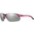 Smith Parallel Max Interchangeable Sunglasses Crystal Fuchsia/Platinum/Ignitor-Clear