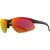 Smith Parallel Max Interchangeable Sunglasses Matte Black/Red Sol-X