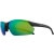 Smith Parallel Max Interchangeable Sunglasses Matte Black/Green Sol-X
