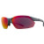 Smith Parallel Max Interchangeable Sunglasses Matte Cement/Red Sol-X