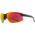 Smith Parallel D-Max Sunglasses Matte Black/Red Sol-X