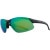 Smith Parallel D-Max Sunglasses Matte Black/Green Sol-X