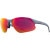 Smith Parallel D-Max Sunglasses Matte Cement/Red Sol-X