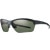 Smith Approach Max Sunglasses - Polarized Matte Black/Polar Gray Green/Ignitor-Clear