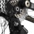 Santa Cruz Bicycles Blur TR R TR Complete Mountain Bike Rear Drivetrain