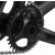 Santa Cruz Bicycles Nomad Carbon X01 AM Complete Mountain Bike Front Drivetrain