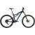 Santa Cruz Bicycles Bronson X01 AM Complete Mountain Bike Gloss Black/Blue/Yellow