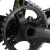 Santa Cruz Bicycles Bronson X01 AM Complete Mountain Bike Crank