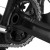 Santa Cruz Bicycles Bronson Carbon X0-1 AM Complete Mountain Bike Front Drivetrain