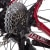 Santa Cruz Bicycles Highball R XC Complete Mountain Bike Rear Drivetrain