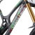 Santa Cruz Bicycles V-10 Carbon Minnaar Replica Complete Mountain Bike Decals