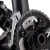 Santa Cruz Bicycles Highball Carbon SPX XC Complete Mountain Bike Front Drivetrain