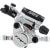 TRP HY/RD Cable-Actuated Hydraulic Disc Brake Silver