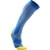 2XU Compression Performance Run Socks - Men's Vibrant Blue/Yellow