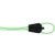 Yankz Sure Lace Shoe Lace System Green/Black