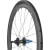 Zipp 404 Firecrest Carbon Road Wheel - Clincher Campagnolo Rear
