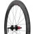 Zipp 404 Firecrest Carbon Road Wheel - Tubular Black