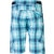 ZOIC Navaeh Plaid Short - Women's  Back