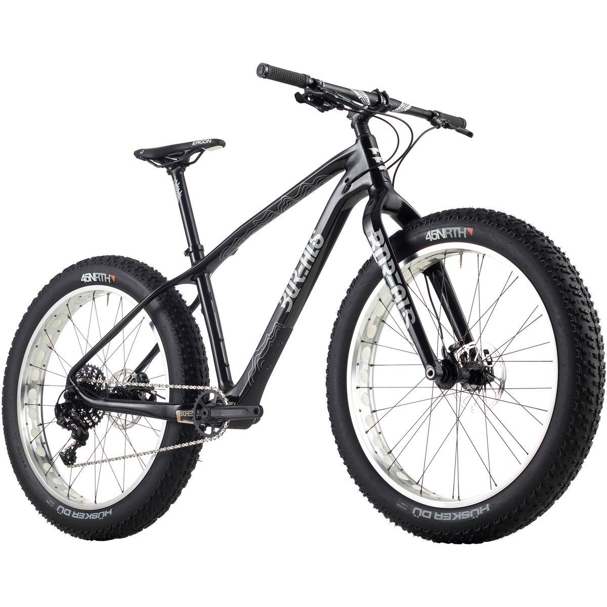 Borealis Bikes Echo Gx Complete Fat Bike 2016 Competitive Cyclist