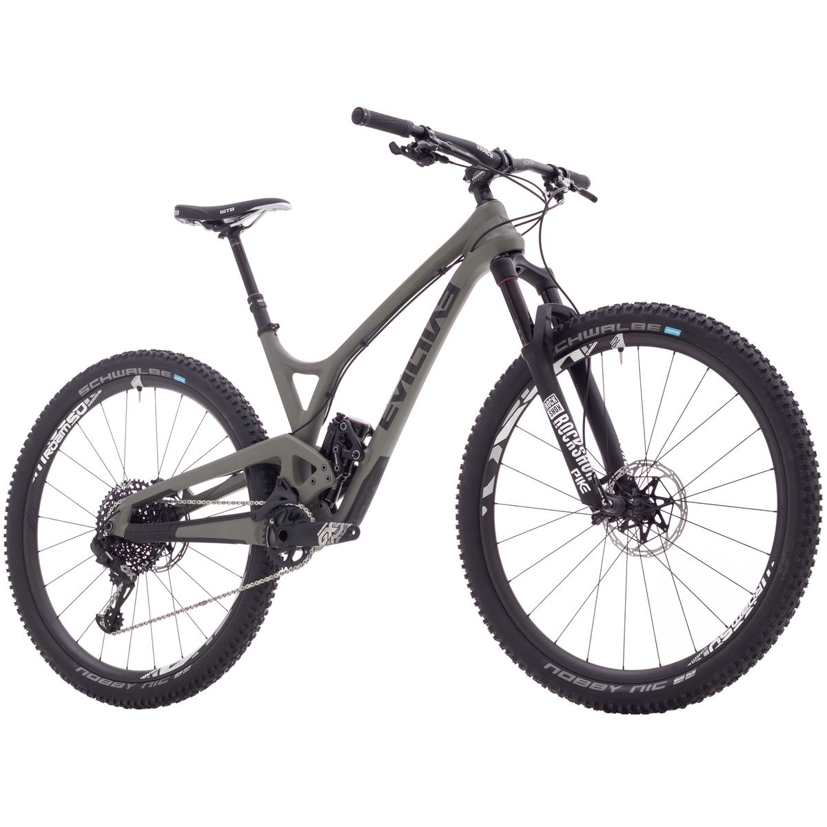 Evil Bikes The Following MB GX Eagle Complete Mountain ...  Evil Bikes The ...