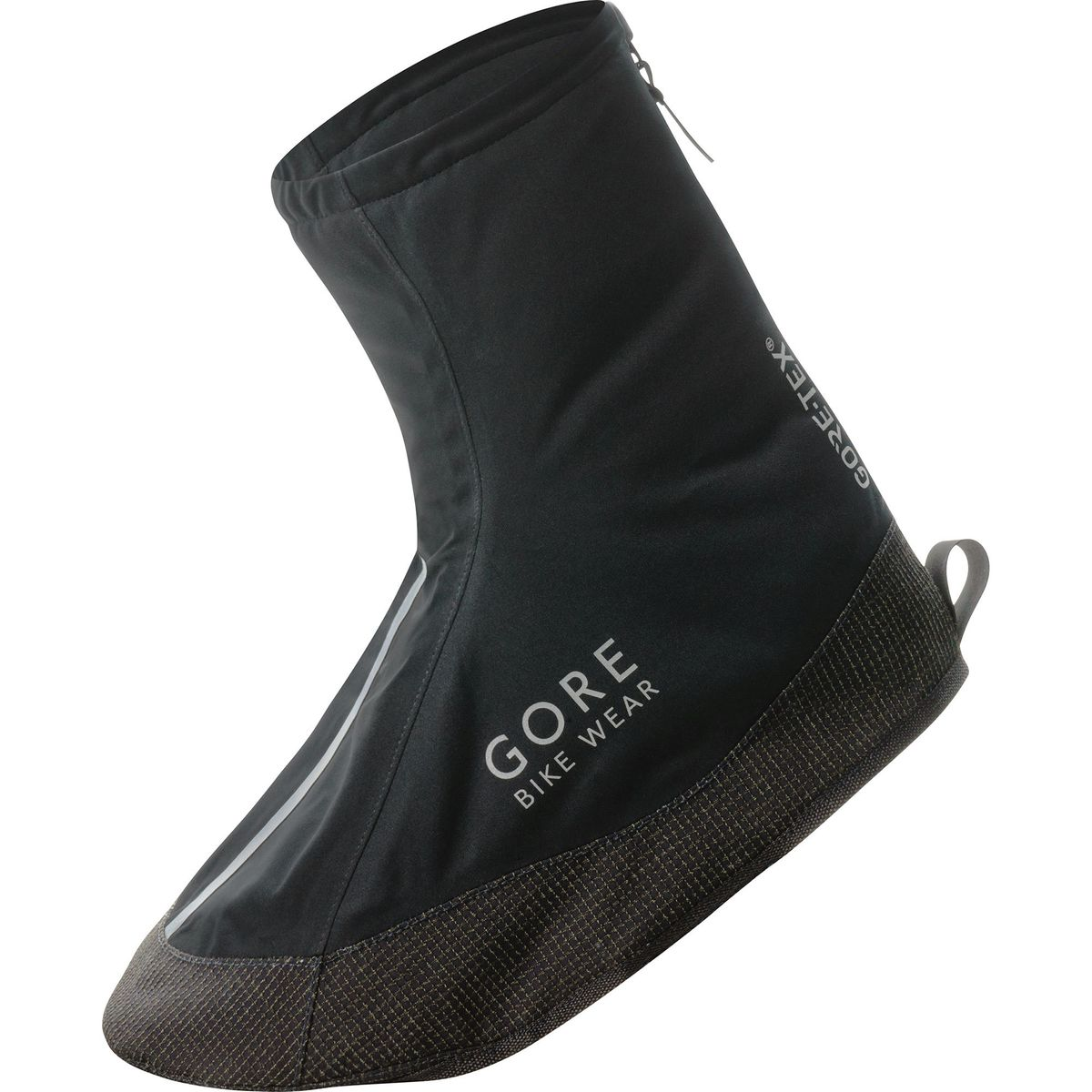 overshoe All-weather Road Bootie black