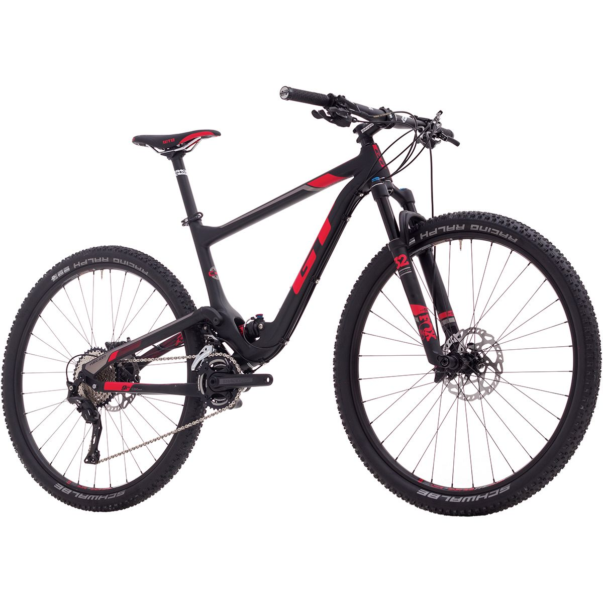Gt Helion Carbon Expert 9r Complete Mountain Bike 2017