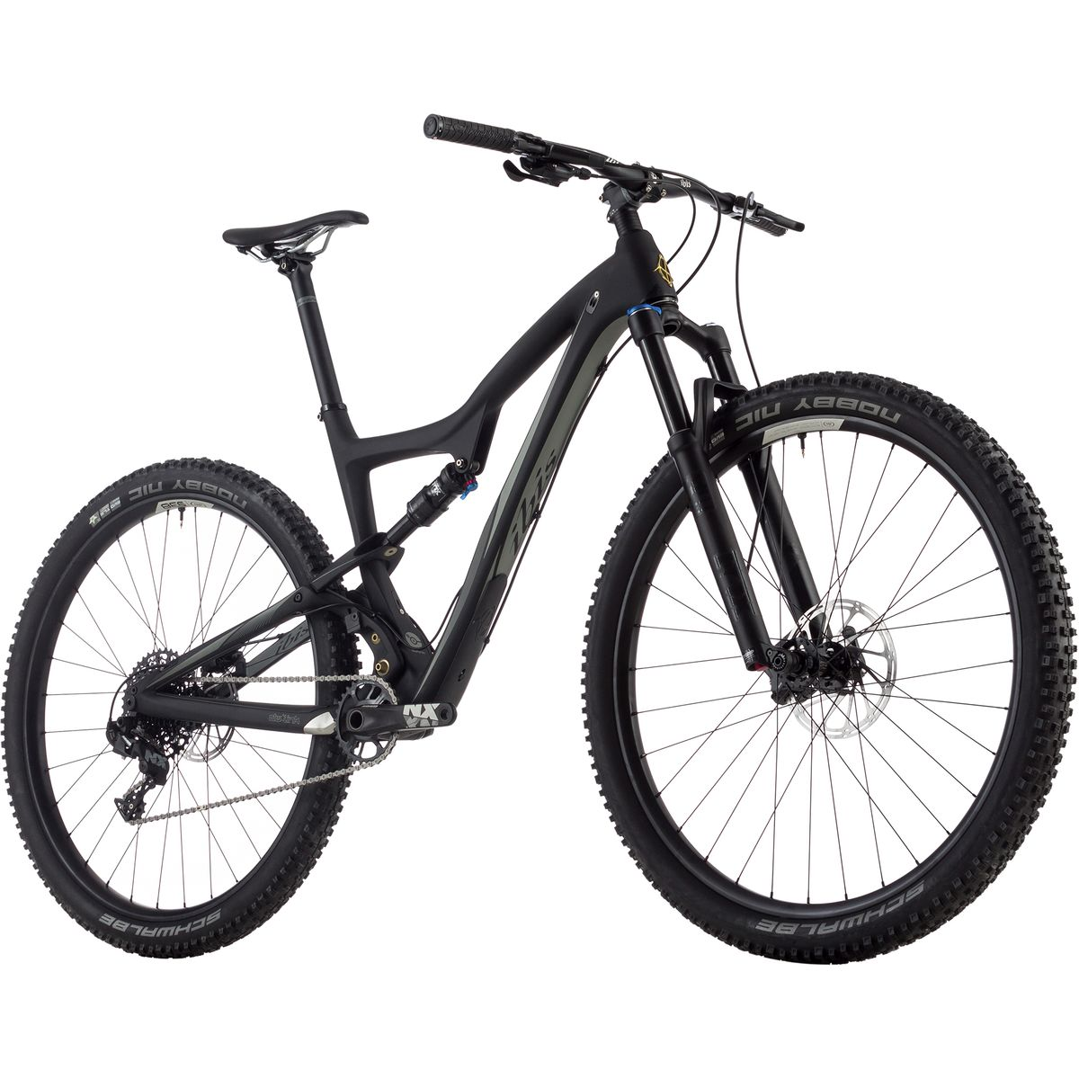 Ibis Ripley LS Carbon Special Blend Complete Mountain Bike - 2017 ...