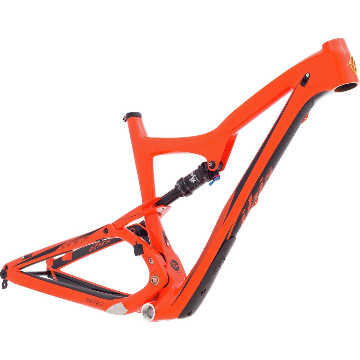 Ibis Ripley LS Carbon Mountain Bike Frame - 2017 | Competitive Cyclist