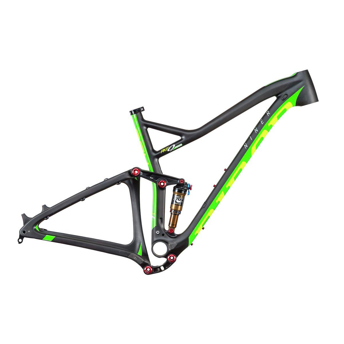 niner rkt 9 rdo mountain bike frame 2016