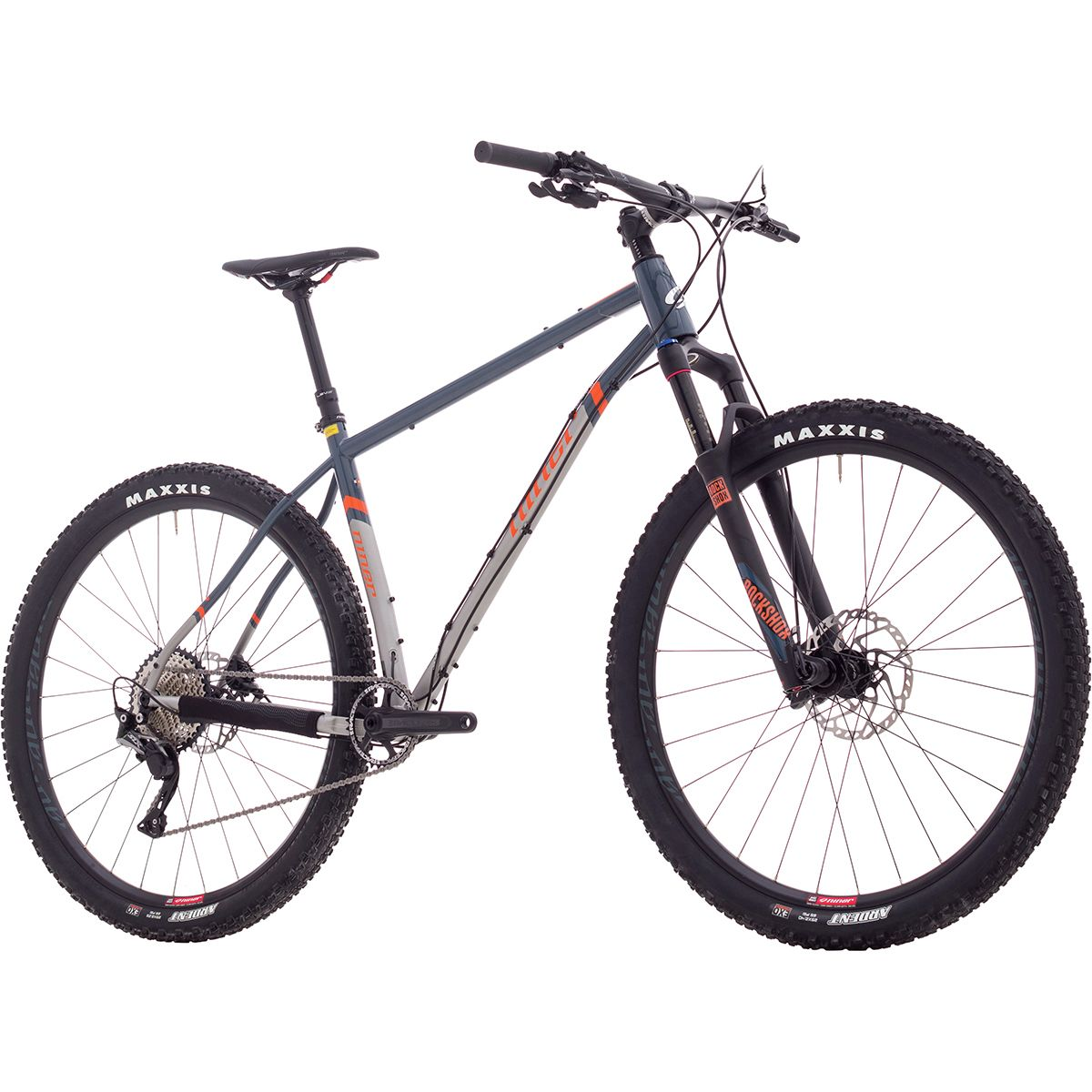 Niner SIR 9 29 2-Star SLX Complete Mountain Bike - 2017 ...