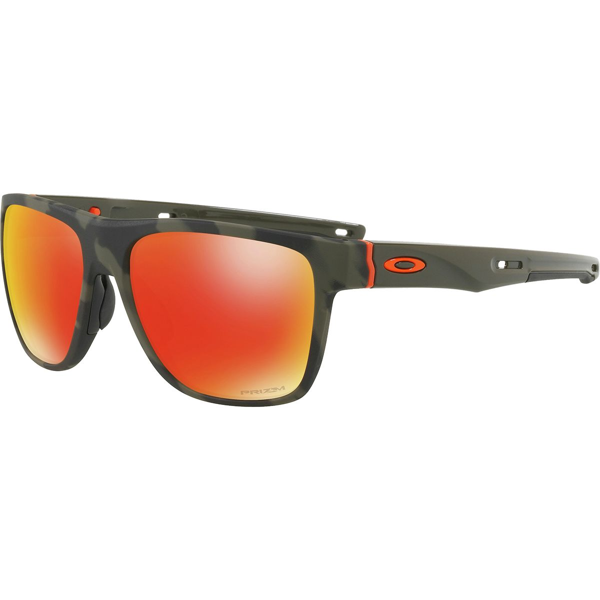 oakley crossrange xl prizm golf