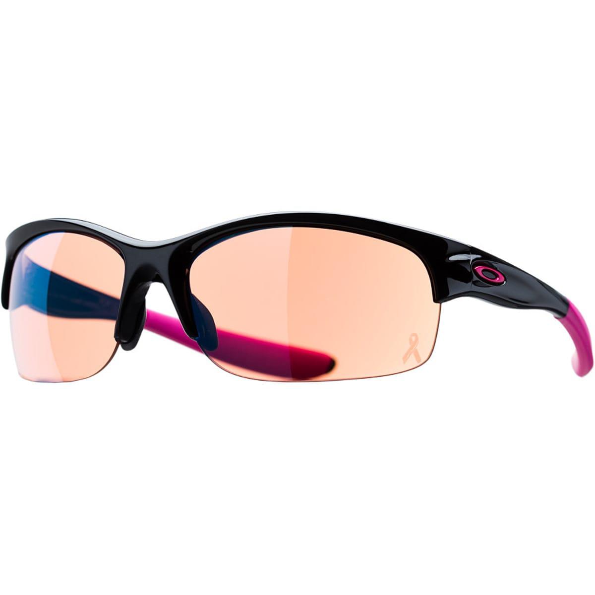 oakley womens polarized commit sq sunglasses  oakley ysc commit sq signature women's sunglasses