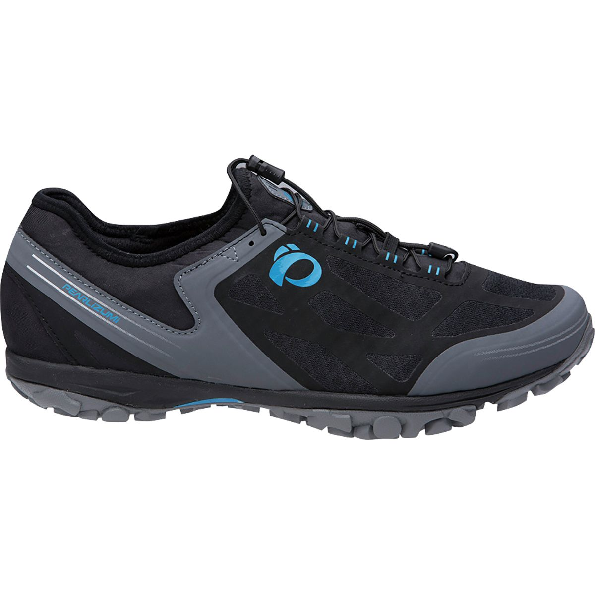Pearl IzumiX-ALP JOURNEY - Cycling shoes - black/shadow grey a80Ex