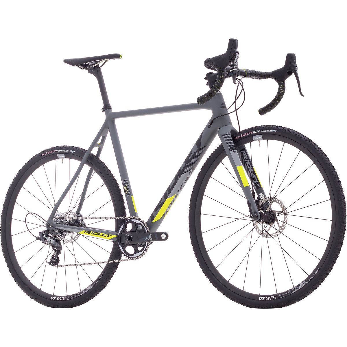 Ridley X-Night SL Disc Force 1 Complete Cyclocross Bike - 2018 ...
