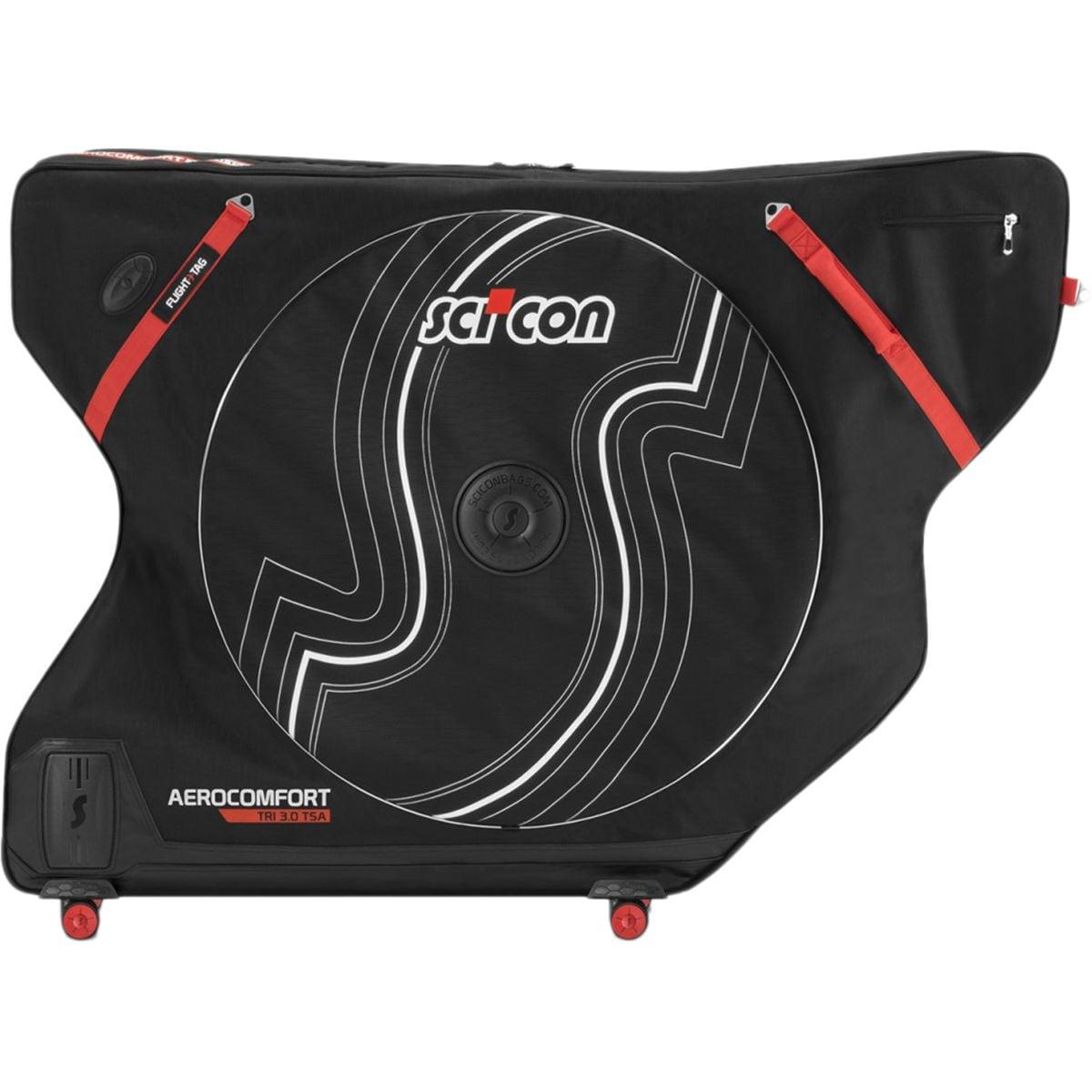 Scicon Aerocomfort 3 0 Tsa Triathlon Case Competitive