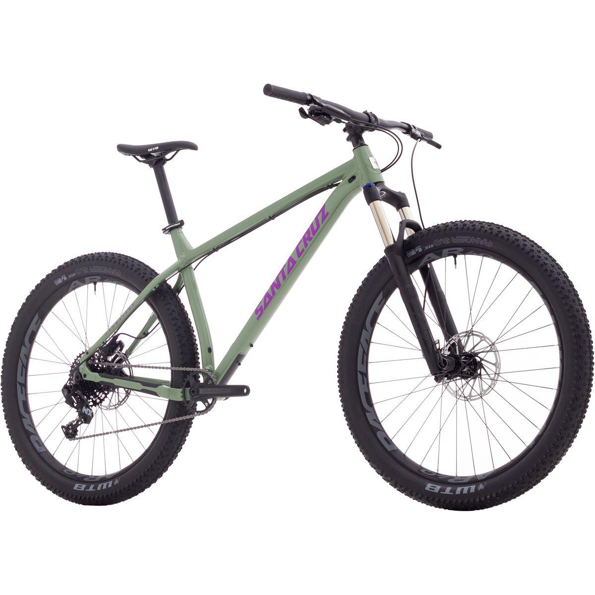 Santa Cruz Bicycles Chameleon 27.5+ D Complete Mountain Bike - 2018 ...