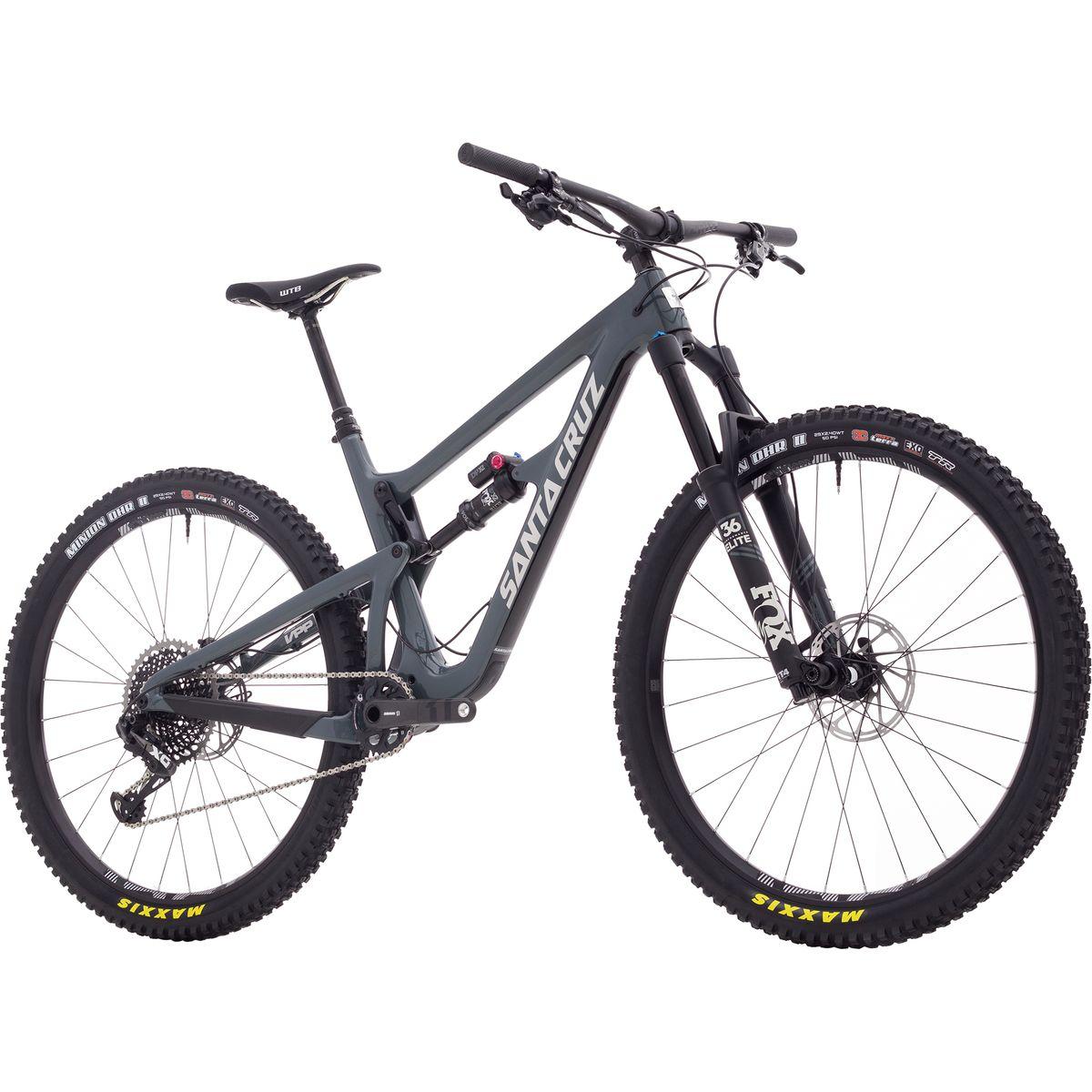 Santa Cruz Bicycles Hightower LT Carbon CC 29 X01 Eagle Complete ...