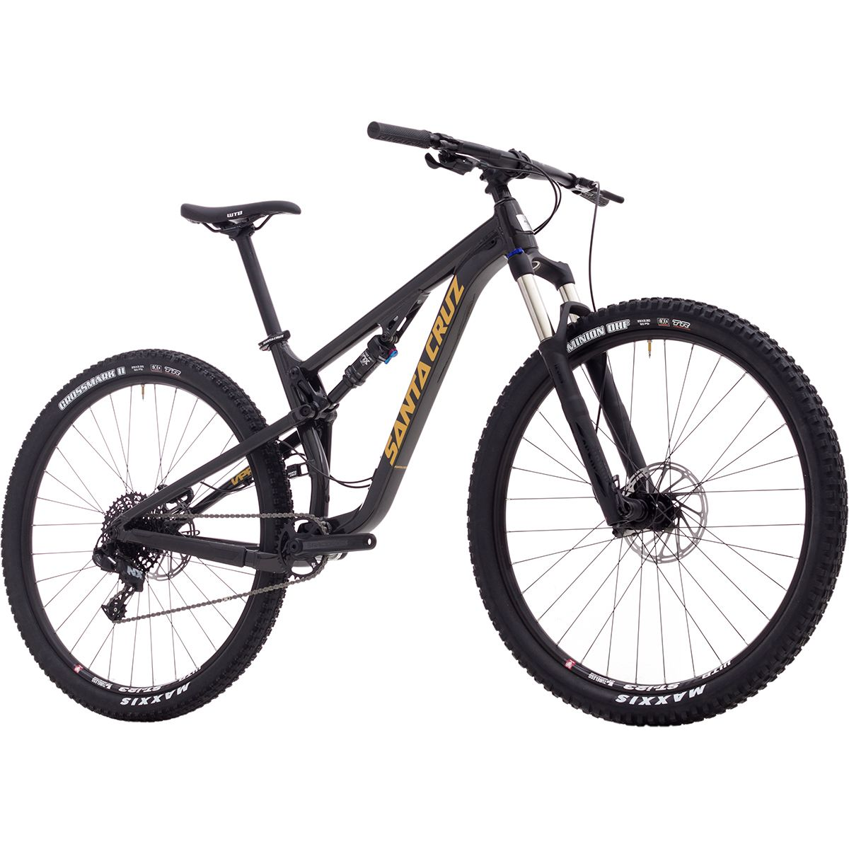 Santa Cruz Bicycles Tallboy 29 D Complete Mountain Bike - 2018 ...
