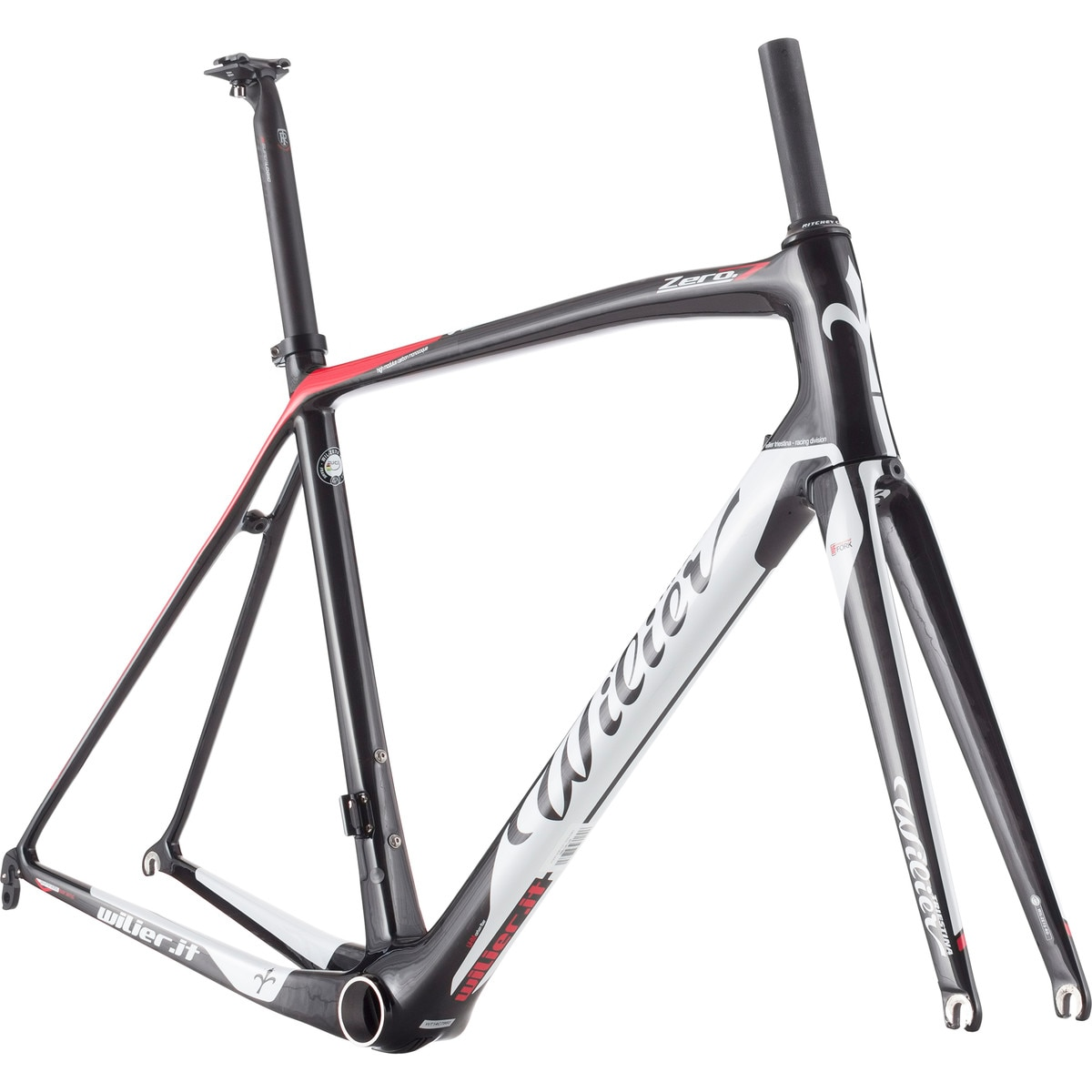 Wilier Zero.7 Road Frameset - 2017 | Competitive Cyclist