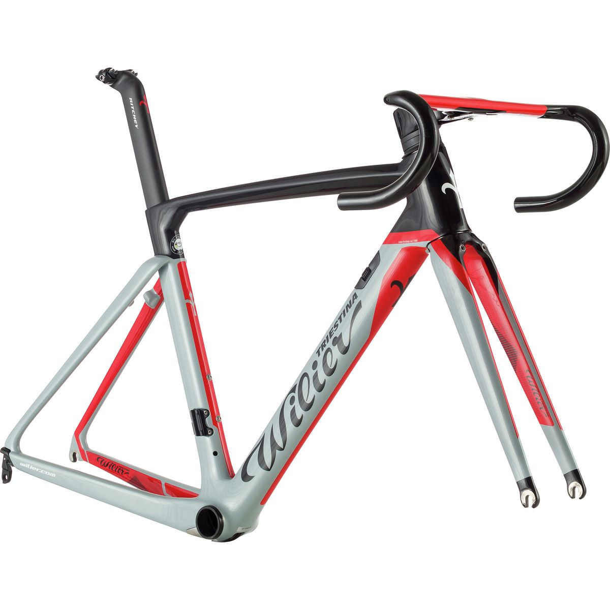 Wilier Cento10 Air Alabarda Road Frameset - 2017 | Competitive Cyclist