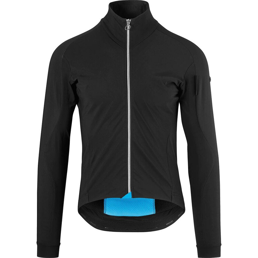 pretty nice d8b1e 95c14 Assos iJ.bonkaCENTO.6 Prof Black Jacket - Men s   Competitive Cyclist